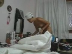 Real Homemade Sex Video of Argentinian Couple Thumb