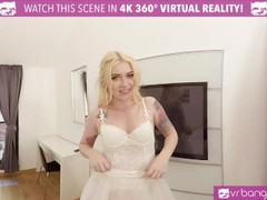 VR PORN-HOT BRIDESMAID FUCK BEFORE WEDDING Thumb